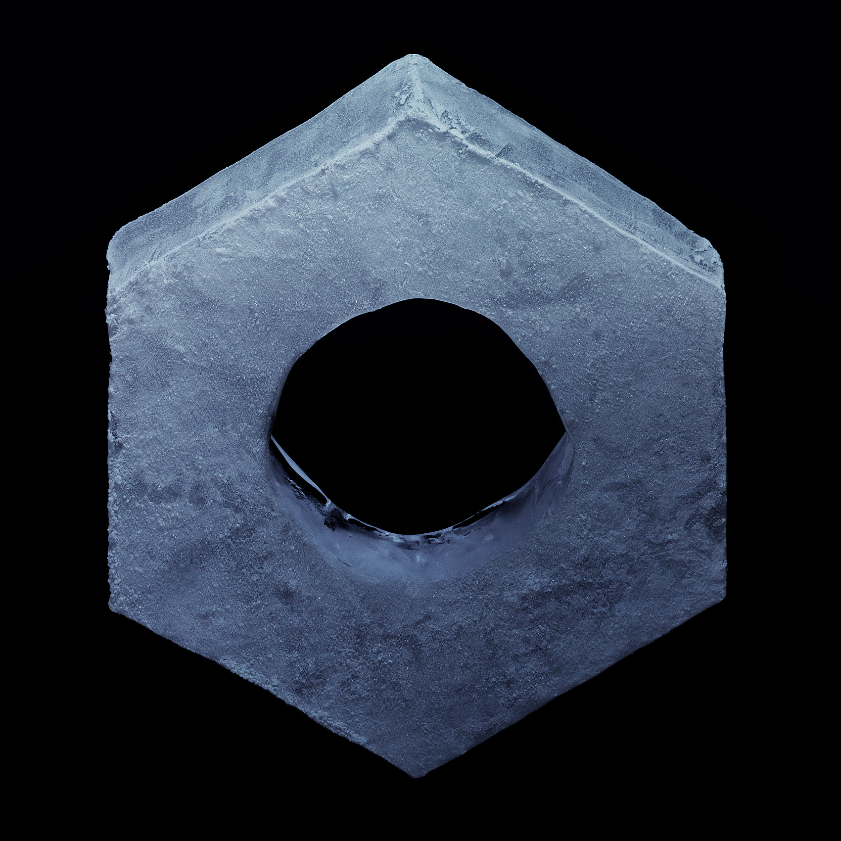 Nick_Rees-Abstract-Ice_Slabs-04-Hexagon